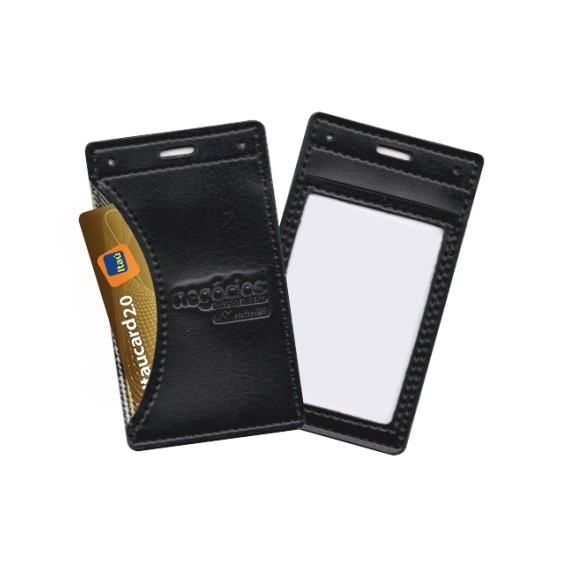 Porta Crachá Personalizado – PC39