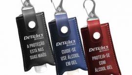 Chaveiro Porta Álcool Gel – CH104