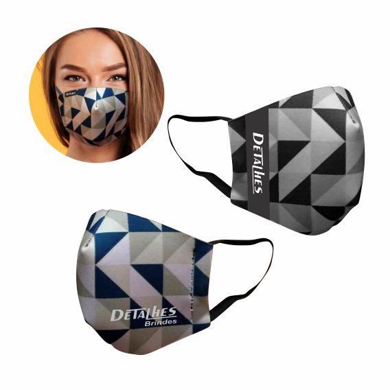 Máscara Anatômica Lavável – MSC1