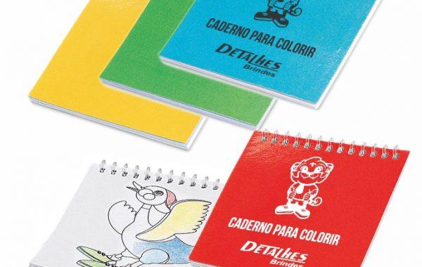 Caderno para Colorir – CDC1