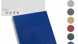 Caderno A4 Wire-o – CDR2
