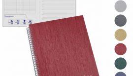 Caderno A5 Wire-o – CDR3