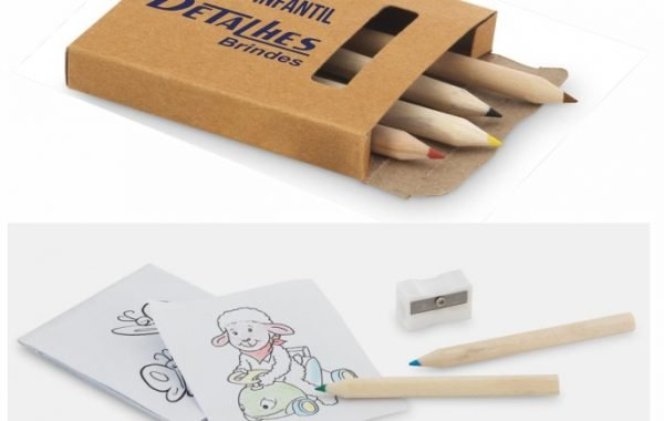 Kit para Colorir Infantil – KCI1